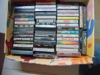 50  Assorted Tapes