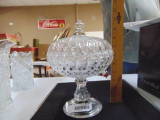 lead Crystal CandyDish