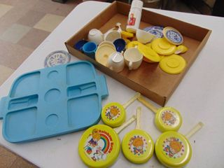 Children s Play Dishes