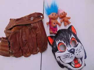 Misc  Children s Items Halloween Mask  Troll Dolls