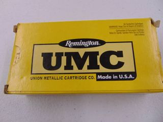 UMC 9 MM luger   50 Rounds