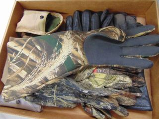 Miscellaneous Gloves and Outerwear Pieces