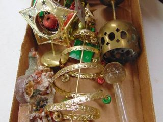 Vintage Xmas Decorations