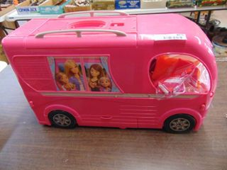 Barbie Van and more