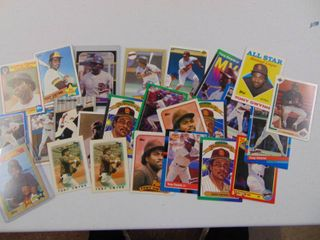 Tony Gwynn Baseball Card lot of 25