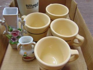 Buffalo China Cups and More