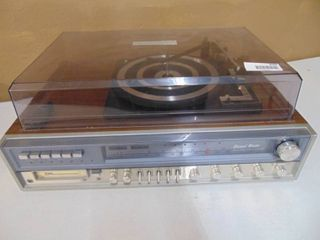 Channel master Receiver   Turntable   Tape Deck