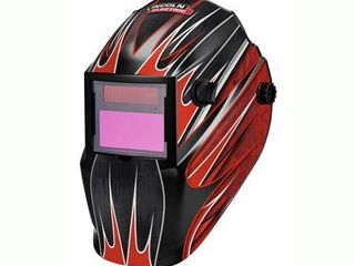 FIERCE RED 600S VAR SH 9 13 ADF HElMET