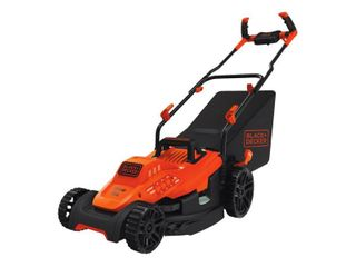 BlACK DECKER BEMW472BH 10AMP 15  ElECTRIC MOWER  RETAIl PRICE 124