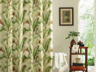 Tommy Bahama Palmiers Shower Curtain Bedding