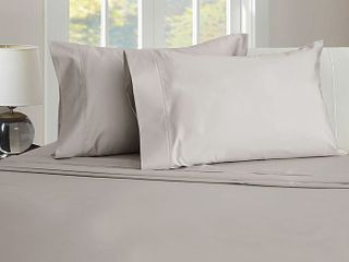 Therapedic 450 Thread Count Queen Sheet Set in linen