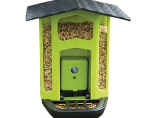 Bird Feeder With Camera