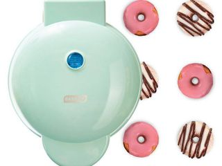 Dash Express Mini Donut Maker   Aqua