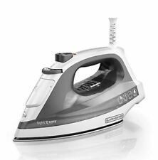 Black Decker Advanced Steam Cord Reel Iron IR1000  D19 1246