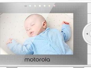 Motorola 4 3  WiFi Baby Monitor with PTZ  White Retail   114 99