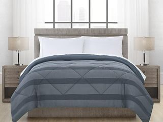 Maxen Midnight 1 Piece Comforter Full Queen