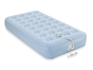 Aerobed luxury Collection 12  Twin Air Mattress Extra Comfort  Retails 99 99