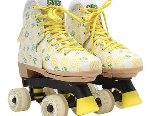 Circle Society Craze Adjustable Skate   Crushed Pineapple  Retails 64 79