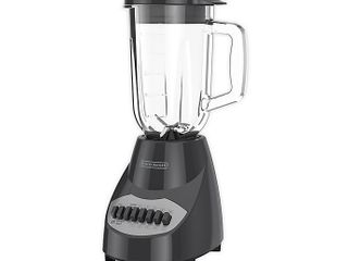 Black Decker 10 Speed Blender 700 Watts  Retails 29 99