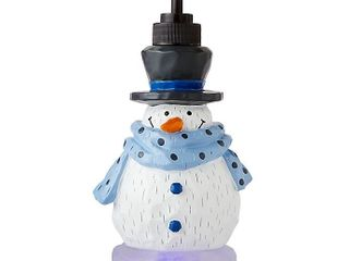 SKl Home Snow Buddies Soap Dispenser in Blue