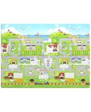 Hoobei Multi Purpose Mat   Run to Town Bedding  Retails 45 99