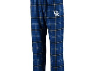 Kentucky Wildcats Concepts Sport Ultimate Flannel Pajama Pants   Royal size Xl