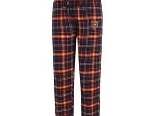 Chicago Bears Adult Ultimate Flannel Pants Retails 34 99