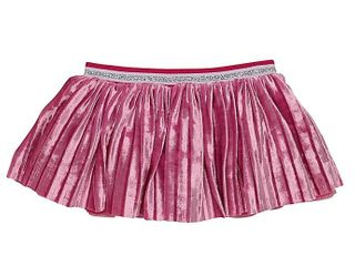 Baby Starters Size 12M Tutu skirt in raspberry pleated velvet