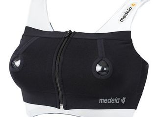 Medela Easy Expression Bustier   Black   large