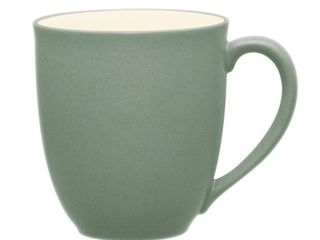 Noritake Colorwave Mug  12 oz  Green  Retails 9 99