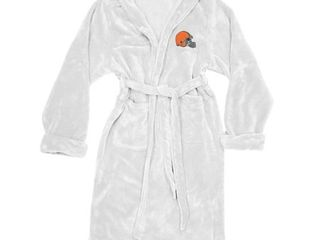 Cleveland Browns The Northwest Company Silk Touch Robe   Brown   l Xl