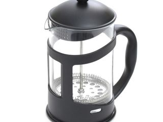 Mind Reader 27 oz  Glass French Press  Black