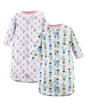 Girl Cotton Sleeping Bag  2 Pack   Girl Cactus