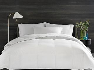 Real Simple Homegrown Solid Full queen Down Comforter