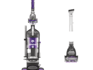 Dirt Devil Power Max Rewind Pet Bagless Upright Vacuum  UD70187