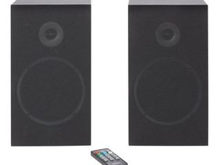 onn  Bookshelf Speakers