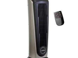 lasko Electric Ceramic 1500W Tower Heater w Remote Control  751320