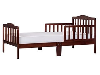 Dream On Me Classic Design Toddler Bed in Espresso  Greenguard Gold Certified