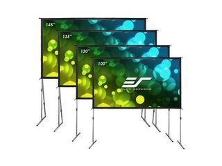 Elite Screens OMS145H2PlUS Yard Master Plus Series 145  Outdoor Projector Screen