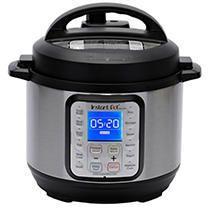 Instant Pot DUO Plus 3 Qt 9 in 1 Multi  Use Programmable Pressure Cooker  Slow Cooker  Rice Cooker  Yogurt Maker  Egg Cooker  SautAc  Steamer  Warmer  and Sterilizer