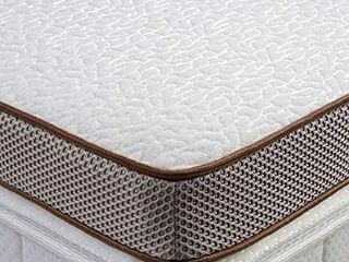 BedStory 3 Inch Memory Foam Mattress Topper  Cooling Gel Infused Toppers for Twin Size Bed  Premium Mattress Pad with Removable Soft Cover  2 layer Ventilated Design   CertiPUR US Certified Foam