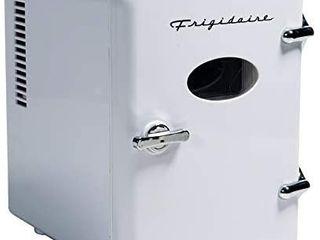 Frigidaire EFMIS129 WHITE 6 Can Beverage Cooler  White