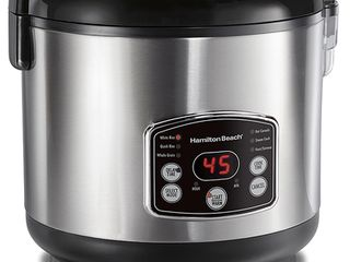 Hamilton Beach 14 Cup Rice and Hot Cereal Cooker  Model 37548