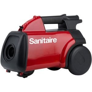 Sanitaire SC3683 Canister Vacuum Red