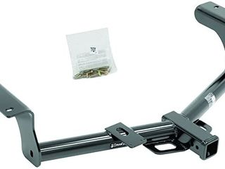 Draw Tite Class III Round Tube Max Frame Hitch Receiver with 2  Opening  Retail  289 51