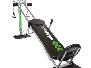 Total Gym APEX G5 Home Fitness   Incline Weight Training w  10 Resistance levels  Retail  499 00