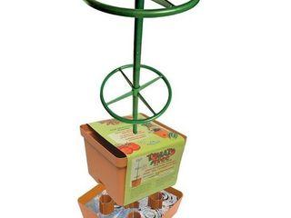 Hydrofarm GCTT Self Watering Tomato Treillis Tree Planter Garden Grow System  Retail  23 39