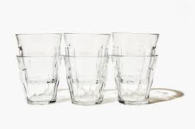 Duralex Picardie 6 Piece Clear Tempered Glass Drinkware and Tumbler Cup Set  Retail  16 99