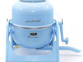 The laundry Alternative Wonder Wash Retro Portable Mini Washing Machine  Blue  Retail  62 99