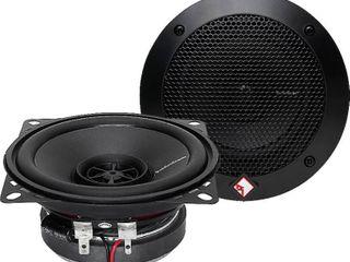 Rockford Fosgate R14X2 Prime Series 4  2 way car speakers  Retail  39 99